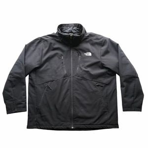 The North Face Mens Black Insulated Jacket XXL